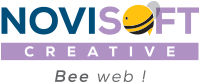 Logo Novisoft Creative