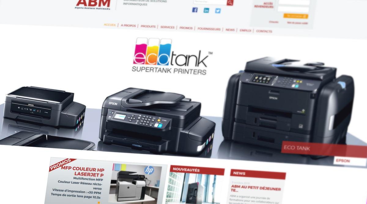 Site Web ABM
