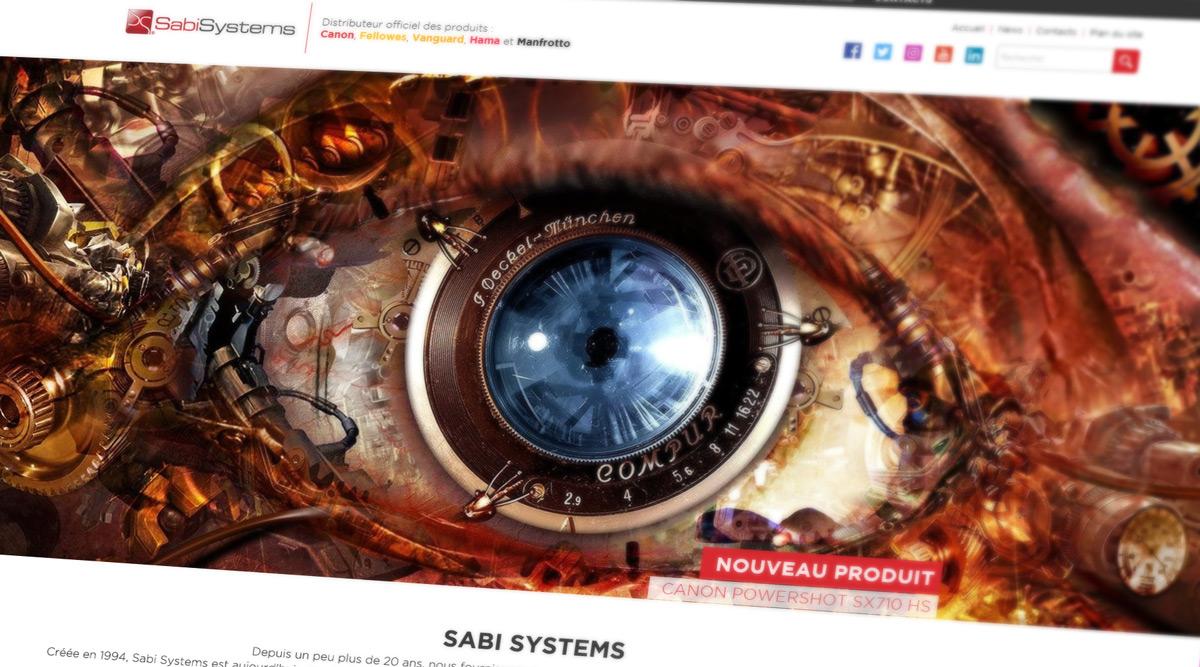 Site Web Sabisystems